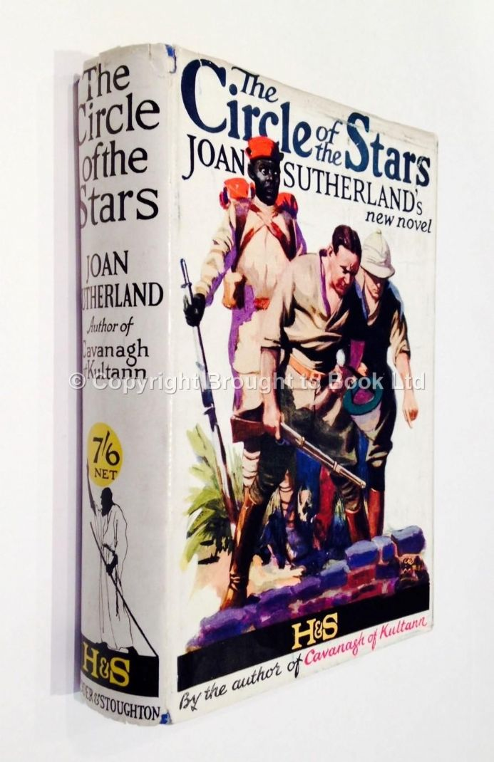 The Circle of the Stars by Joan Sutherland First Edition Hodder & Stoughton 1924
